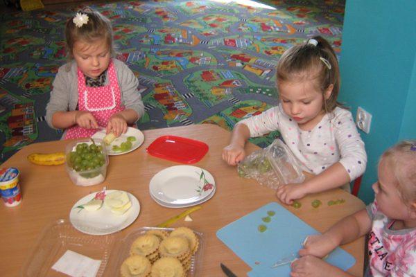 Zajęcia kulinarne